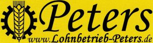Lohnbetrieb & Maschinenvermietung - Peters